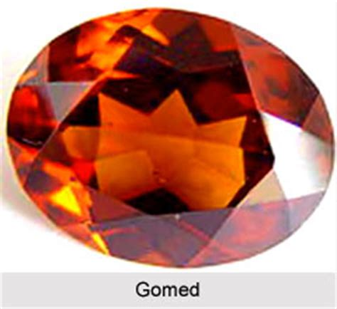 hessonite benefits and side effect images