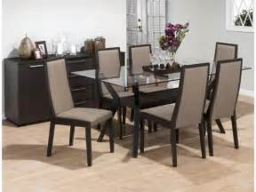 glass dining room table sets glass top dining room furniture sets glass top dining