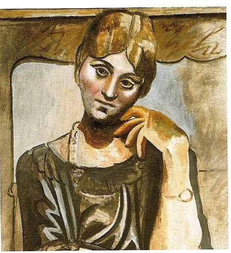 picasso paintings of olga will save viola in everything