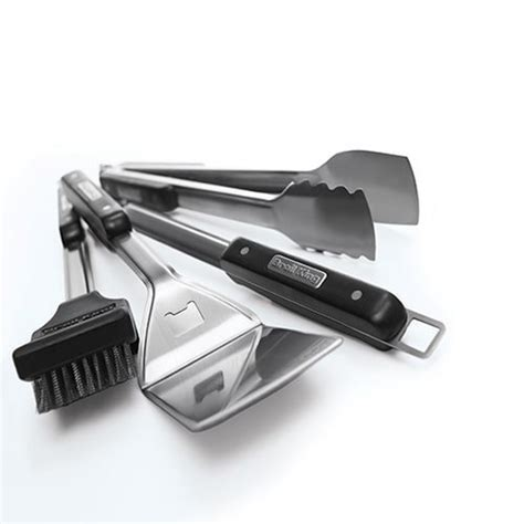 broil king  piece grill tool set