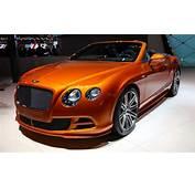 2015 Bentley Continental GT Speed Convertible Cenevre'de