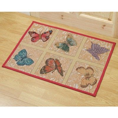 Butterfly Doormat - 73 best images about butterflies rugs on front