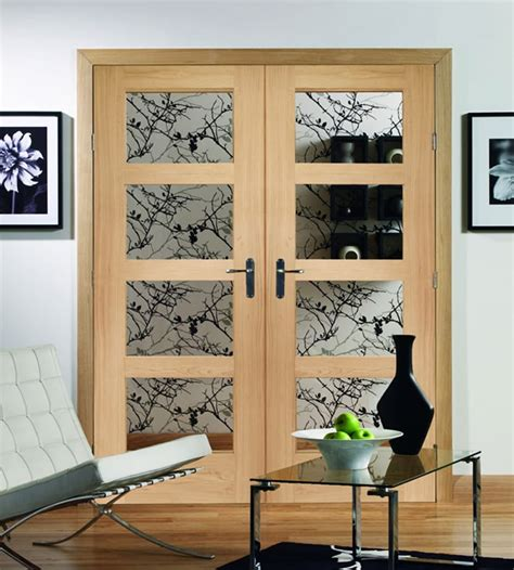 shaker glass doors shaker oak 4 panel door with clear glass shawfield doors