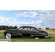 Digital Restyling 1947 Cadillac Coupe  Custom Car