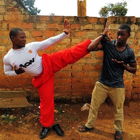 film bagus kungfu everybody in uganda is kung fu fighting a booming local