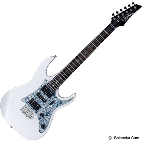 Gitar Elektrik Ibanes jual ibanez gitar elektrik grx55p white murah bhinneka
