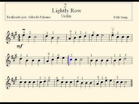 Lightly Row Suzuki Partitura Lightly Row M 233 Todo De Viol 237 N Suzuki Volume N 186 1