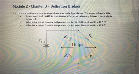 modules for manhood what every must volume 3 of 3 books module 2 chapter 3 deflection bridges 3 1 for th