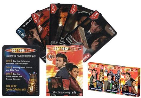 doctor who cards doctor who cards merchandise guide the doctor