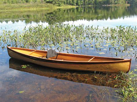cedar strip fishing boat kits canoe kits fyne boat kits
