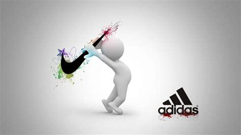 imagenes nike vs adidas adidas vs nike big time battle between brands