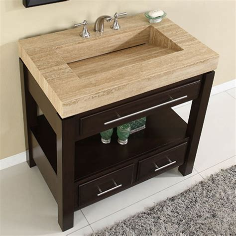 36 inch bathroom vanity cabinets 36 inch single sink cabinet with espresso finish and