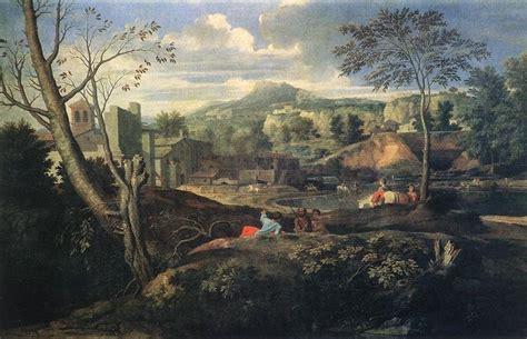 Ideal Landscape History Claude Lorrain Artble
