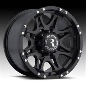 Truck Rims For Sale Black 16x8 Raceline Raptor 6 Lug Chevy Truck Wheels Road For