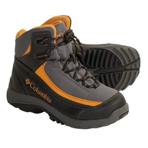 columbia boots columbia footwear winter trek boots for youth 2699w