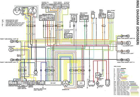 2001 suzuki vz800 wiring diagram wiring diagram with
