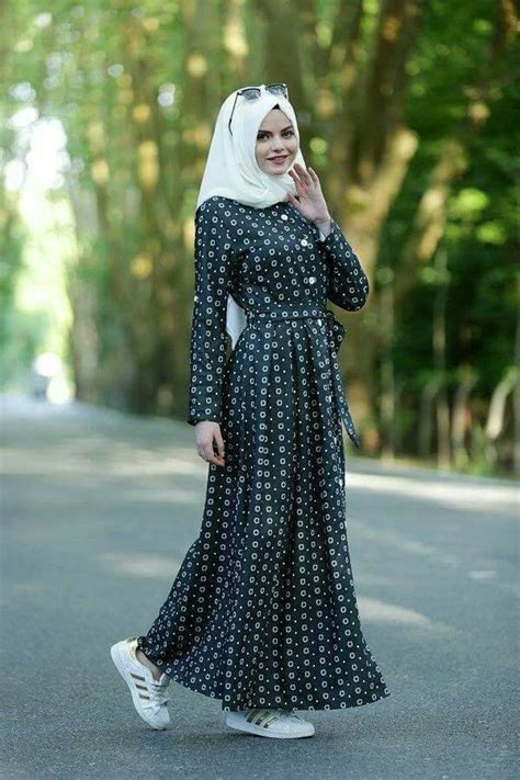 hijab mode   robes longues pour femme voilee chic