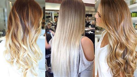 color de cabellos de moda tendencias de cabello colores de pelo y tonos de moda