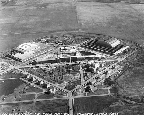 Historic Illinois From The Air chanute air base