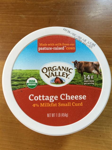 organic cottage cheese organic cottage cheese