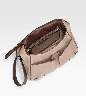 Snob Or Slob The Bag Snob 2 by Burberry Medium Canvas Shoulder Bag Snob Or Slob Snob