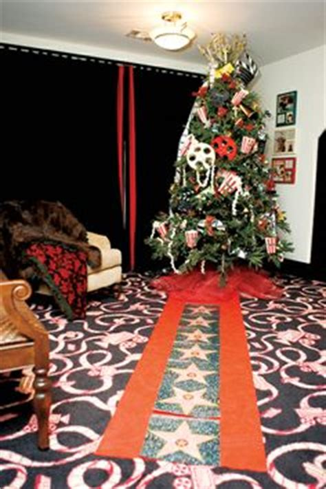 christmas themed movies movie themed popcorn christmas trees holiday office