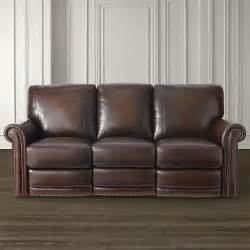 Motion Reclining Sofa World Style Leather Motion Sofa