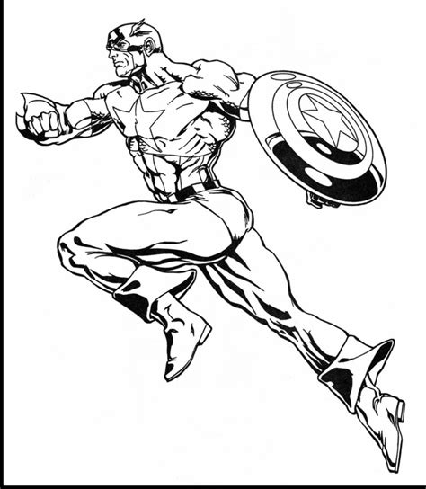 coloring pictures of marvel heroes marvel heroes coloring pages printable kids coloring