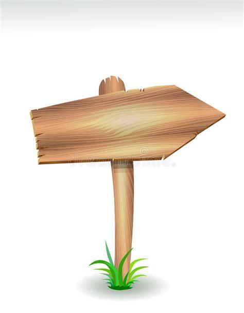 clipart freccia freccia di legno illustrazione vettoriale immagine di