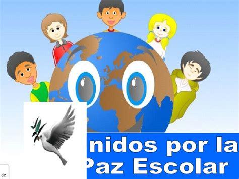 imagenes escolares de la paz charla violencia escolar