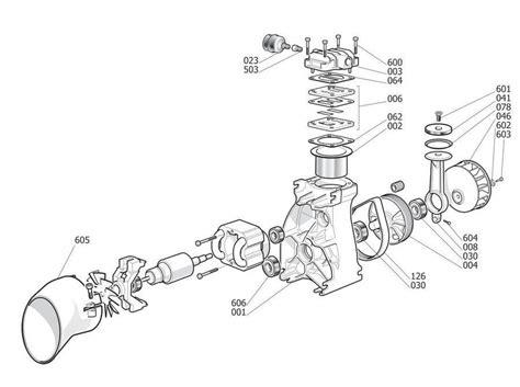 central pneumatic air compressor parts diagram