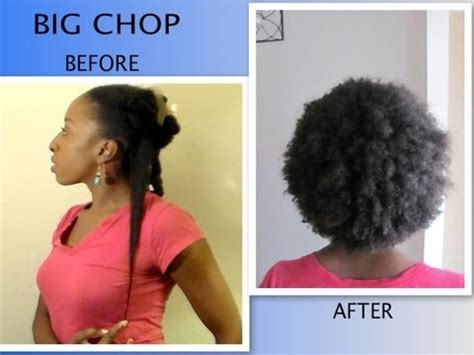 Transition To Natural Hair Styles - big chop after 23 month transition amp length check 1 youtube