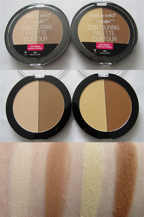 And Megaglo Contouring Palette Dulce De Leche Termurah review of the new n products makeupbyperle