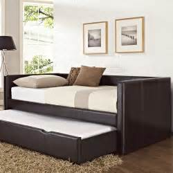 how to build a daybed with trundle full daybed with trundle designs and pictures homesfeed