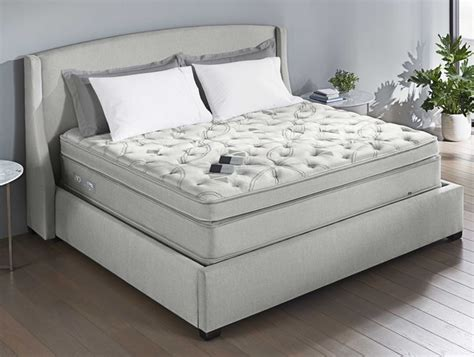 queen sleep number bed i10 bed innovation series beds mattresses sleep number