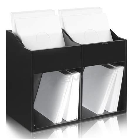 Bac à Vinyle by Zomo Vs Box 200 2 Noir Meuble De Rangement Pour 400 480