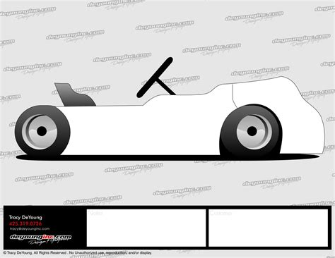 go kart template micro sprint car template pictures to pin on