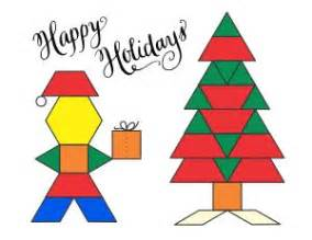 Christmas Pattern Block Designs | 229 best math pattern block pictures images on pinterest