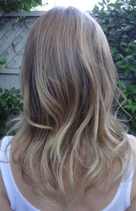 bronde hair colour pinterest
