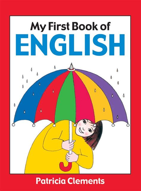 a first book of my first book of english second edition level 1