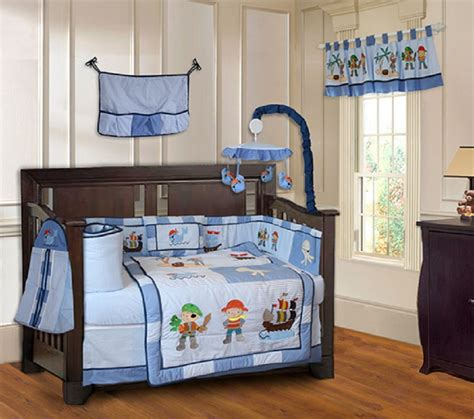 pirate baby bedding pirates crib bedding set baby boy infant nursery 10 piece