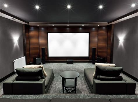 home theater room decor 21 incredible home theater design ideas decor pictures