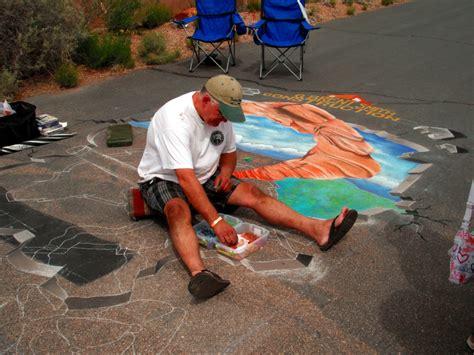 chalk paint utah kayenta painting festival chalk creations dazzle