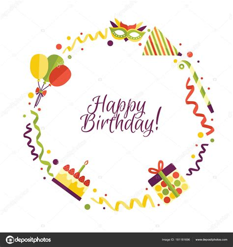 pop up card template vector lovely birthday cards template templates design