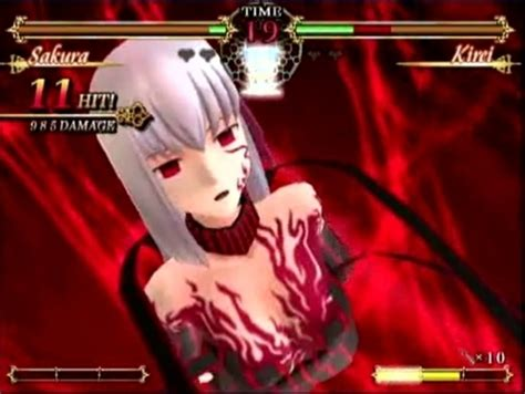 fate stay night unlimited codes side by side comparison video fate stay night images fate unlimited codes screenshots