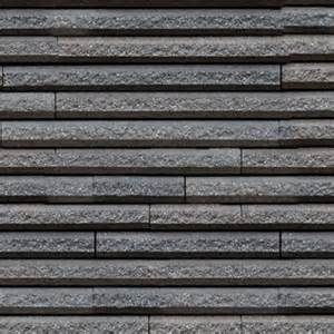 Exterior Doormat Wall Cladding Stone Modern Architecture Texture Seamless 07839