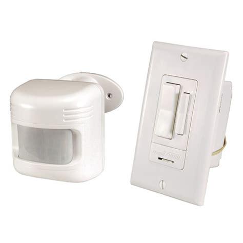 wireless motion sensor light switch lighting motion sensor timer home improvement stack
