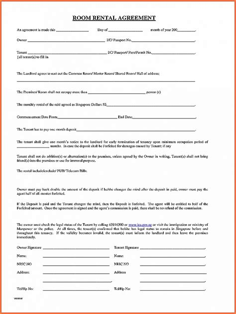 master lease agreement template lease agreement inspirational master lease agreement real