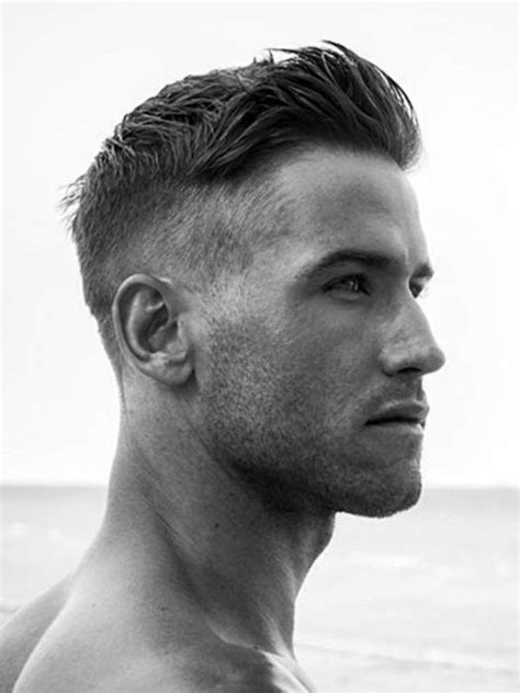 medium hairstyles for thick hair guys 50 s haircuts for thick hair masculine hairstyles