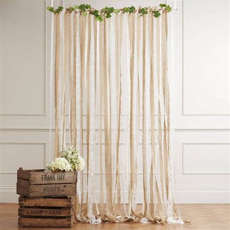 curtain backdrops for weddings 25 best ideas about curtain backdrop wedding on pinterest